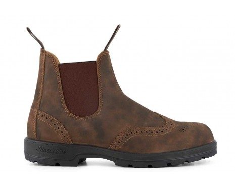 Blundstone #1471 Rustic Brown Broque