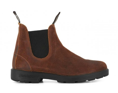 Blundstone #1911 Brown Suede