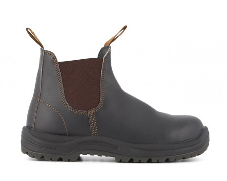 Blundstone #192 Stout Brown Sicherheits