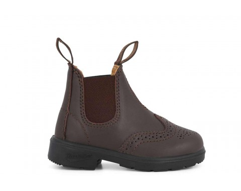 Blundstone #1414 Brogued Walnut
